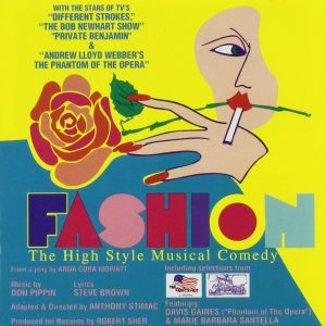 Fashion original soundtrack