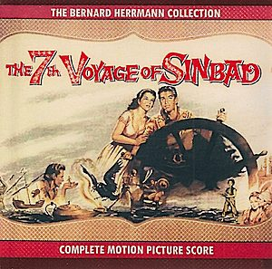 7th Voyage of Sinbad original soundtrack