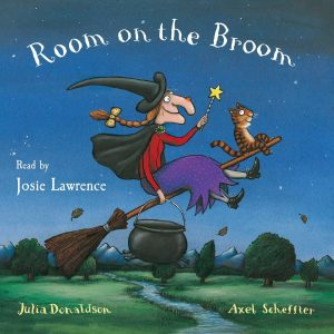 Room On The Broom original soundtrack