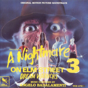 A Nightmare On Elm Street 3 - Dream Warriors (Original Motion Picture Soundtrack) A Nightmare On Elm Street 3 - Dream Warriors (Original Motion Picture Soundtrack)