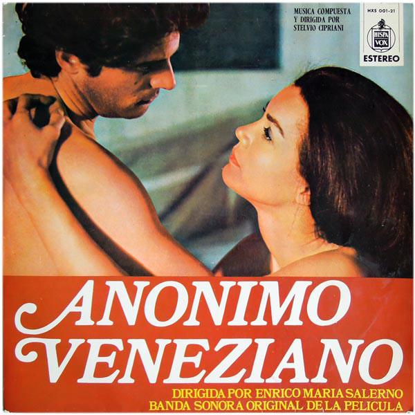 Anonimo Veneziano original soundtrack