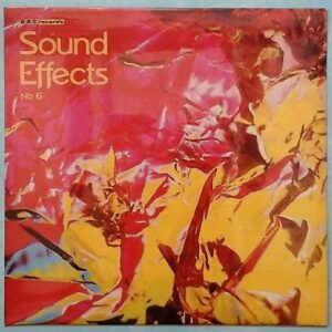 BBC Sound Effects no.6