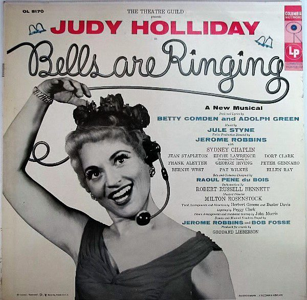Judy Holliday ‎– Bells Are Ringing