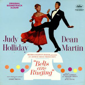 Judy Holliday And Dean Martin ‎– Bells Are Ringing