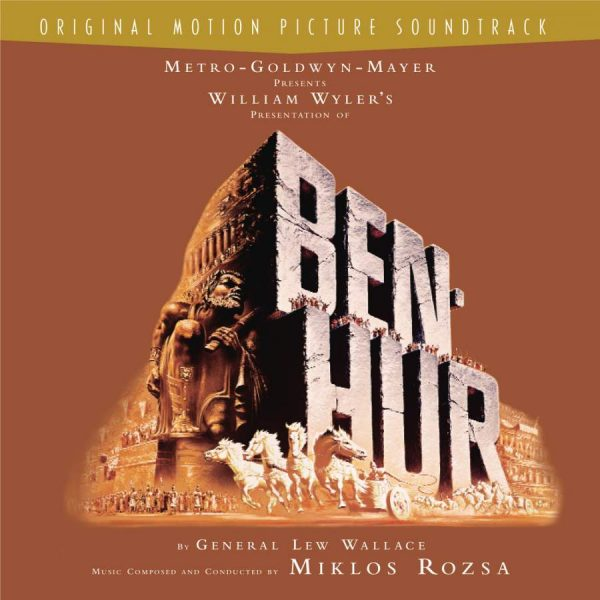 Miklos Rozsa ‎– Ben-Hur A Tale Of The Christ