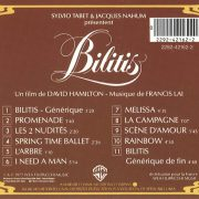 BILITIS CD WB BACK
