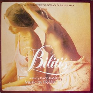 Francis Lai ‎– Bilitis (Original Motion Picture Soundtrack)