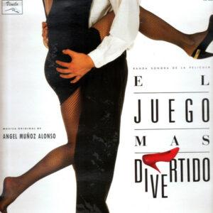"""Banda Sonora De La Pelicula """"El Juego Mas Divertido"""""""