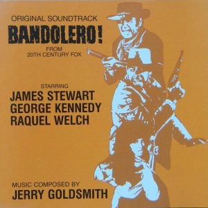 Bandolero! original soundtrack