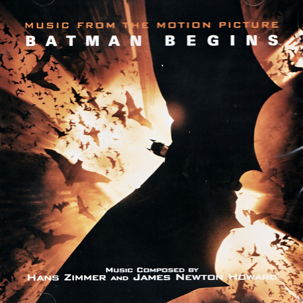 Batman Begins- Music From The Motion Picture