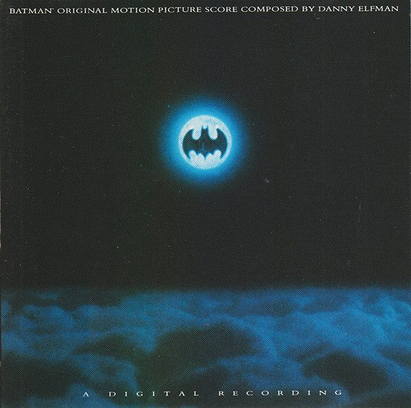 Batman cd front