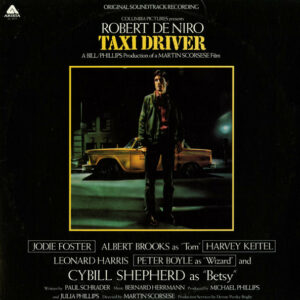 Bernard Herrmann – Taxi Driver - Original Soundtrack Recording
