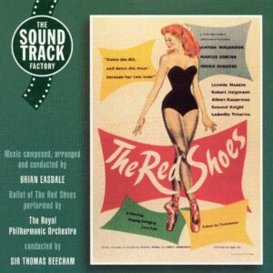 Brian Easdale ‎– The Red Shoes