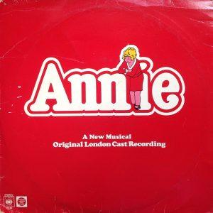 Annie: Original London cast original soundtrack