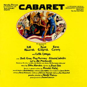 Cabaret (Original Broadway Cast Recording) Label: CBS ‎– CDCBS 70273