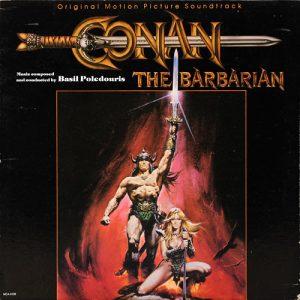 Conan the Barbarian original soundtrack