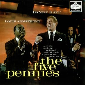 Danny Kaye & Louis Armstrong ‎– The Five Pennies LP