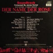 Der Name Der Rose Soundtrack back