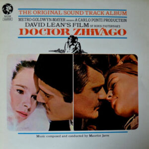 Doctor Zhivago Original Soundtrack Album