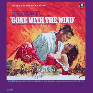 Gone with the Wind original soundtrack