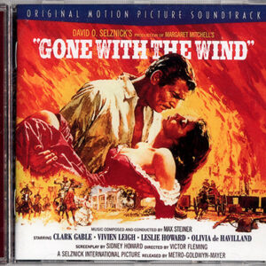 Gone With the Wind remaster cd