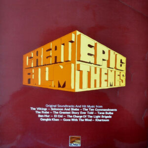 Great Epic Film Themes