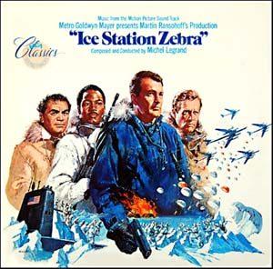 Michel Legrand – Ice Station Zebra