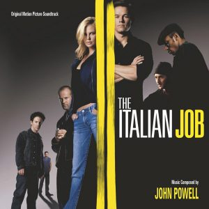 Italian Job: remake original soundtrack