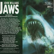 Jaws (Joel McNeely Re-Recording) back