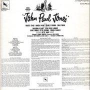 John Paul Jones - Original Film Score back