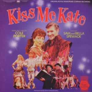 Kiss Me Kate: royal shakespeare company