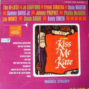Kiss me Kate: Reprise musical theatre