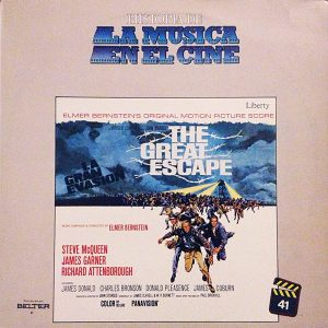 La Gran Evasion (The Great Escape) Banda Sonora Original De La Película