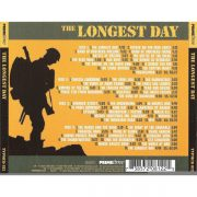 Longest Day - The Ultimate World War Movie Theme Collection back