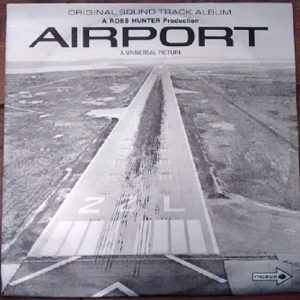 Alfred Newman ‎– Airport