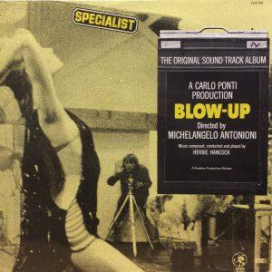 Blow Up original soundtrack