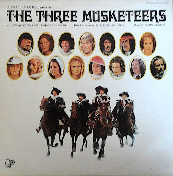 Michel Legrand – The Three Musketeers