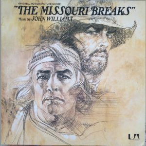 Missouri Breaks original soundtrack