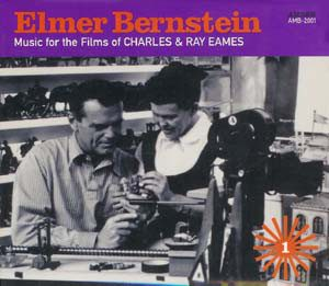 Music For The Films Of Charles And Ray Eames