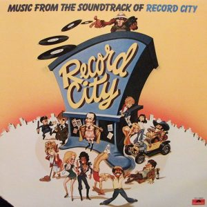 Music From The Soundtrack Of Record City
