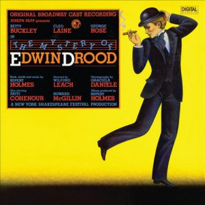 Mystery Of Edwin Drood (Original Broadway Cast Recording)