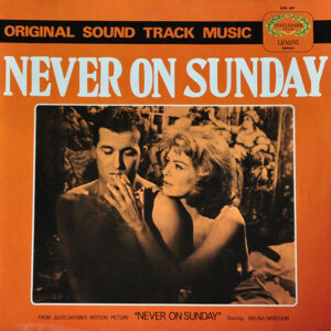 Never On Sunday (Original Sound Track Music)