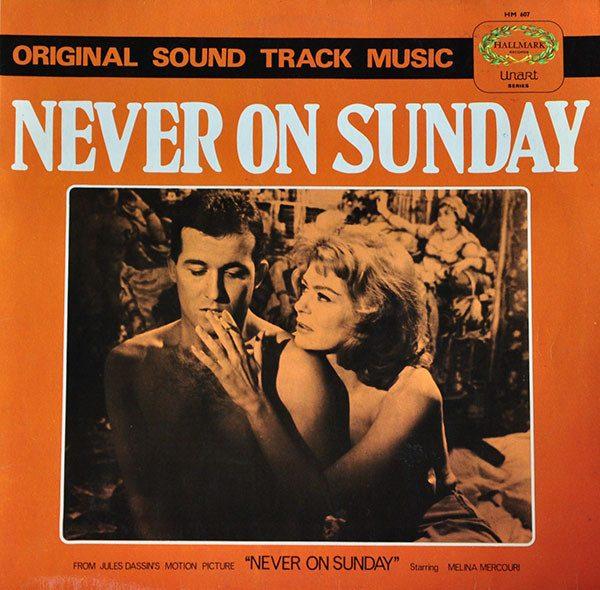 Never On Sunday (Original Sound Track Music)