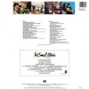 No Small Affair (Original Motion Picture Soundtrack) back
