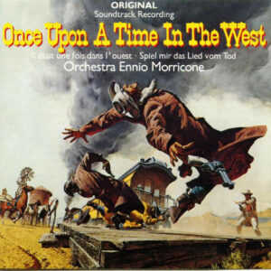 Once Upon A Time In The West Label: RCA ‎– ND 71704