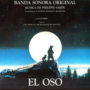 Philippe Sarde – Banda Sonora Original, El Oso