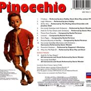 Pinocchio - Original Motion Picture Soundtrack back