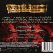 Pirates Of The Caribbean- The Curse Of The Black Pearl back
