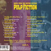 Pulp Fiction- Music From The Motion Picture bsack