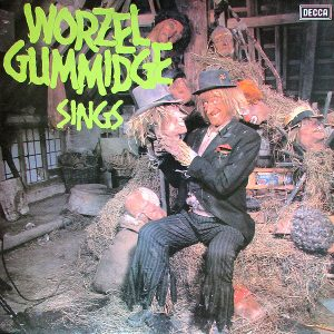 Worzel Gummidge Sings original soundtrack
